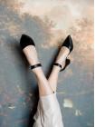 Туфли женские кожаные INDIANA (Brazil) 14243 черные