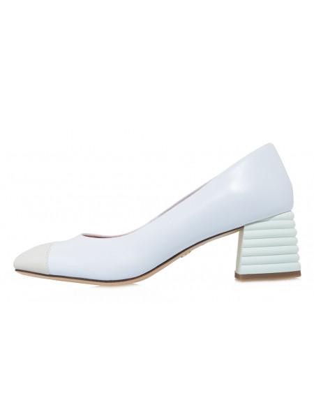 Туфли кожаные женские TAMARIS (Germany) 14258 белый