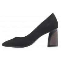 Туфли кожаные CAPELLI ROSSI (Brazil) 14472 чёрные