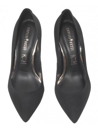 Туфли кожаные CAPELLI ROSSI (Brazil) 14478 чёрные