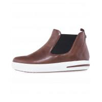 Ботинки осенние кожаные CAPRICE (Germany) 14520 коричневые