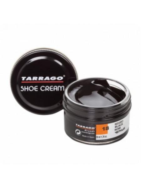 3162 TARRAGO (Spain) SHOE CREAM 50ml Крем для гладкой кожи стеклобанка