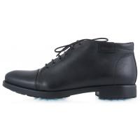 Ботинки зимние кожаные CONHPOL DYNAMIC (Poland ) 2240 черные