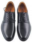 Туфли кожаные WOJAS (Poland ) 2244 черные