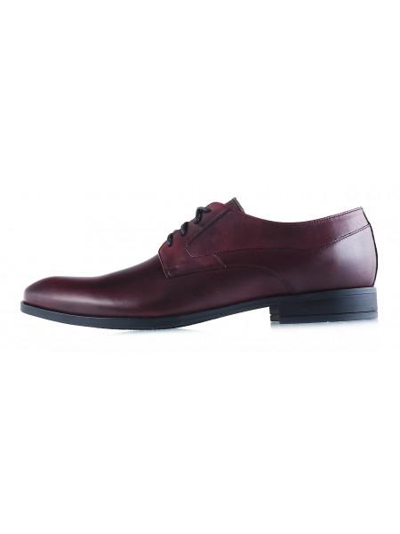 20005 RYLKO (Poland ) Туфли кожаные бордовые