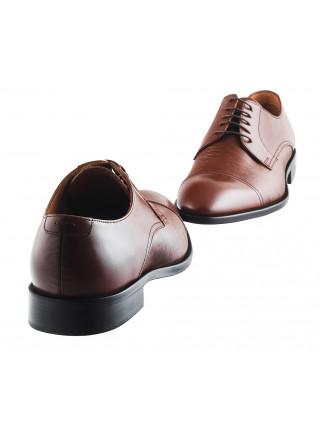 20059 ADOLFO CARLI (Italy) Туфли кожаные коричневые