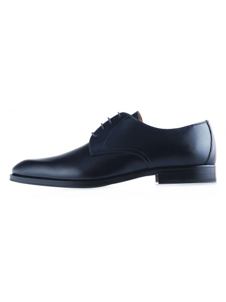 20068 ADOLFO CARLI (Italy) Туфли кожаные темно-синие