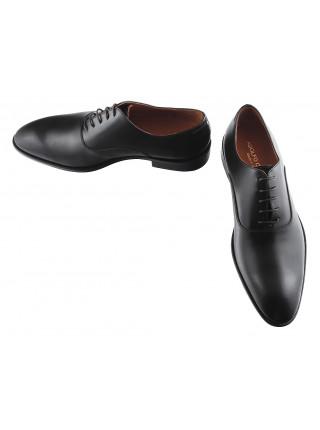 20070 ADOLFO CARLI (Italy) Туфли кожаные темно-коричневые