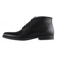 Туфли кожаные RYLKO (Poland ) 20134 черные
