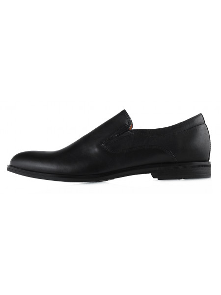 20141 CONHPOL (Poland ) Туфли кожаные черные