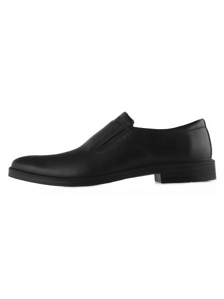 Туфли кожаные WOJAS (Poland ) 20186 черные