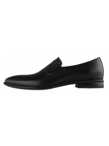 20287 CONHPOL (Poland ) Туфли кожаные черные