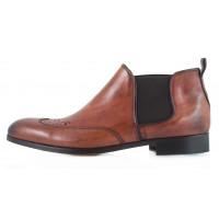 2290 DASTHON (Italy) Ботинки коричневые