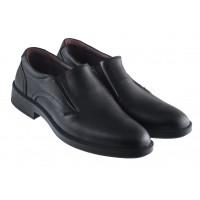Туфли кожаные ESSE (Turkey) 20415 черные