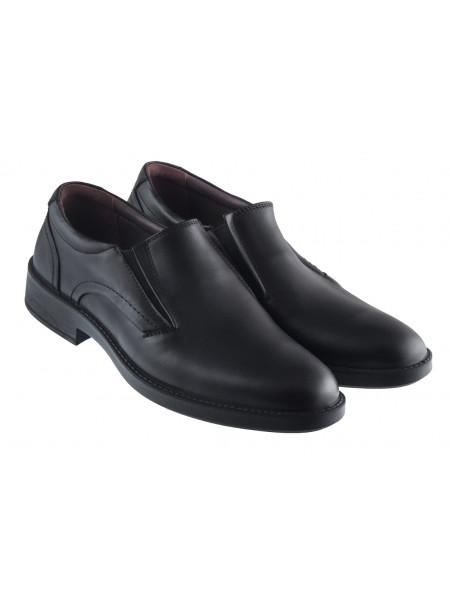 20415 ESSE (Turkey) Туфли кожаные черные