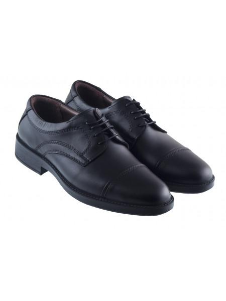 20417 ESSE (Turkey) Туфли кожаные черные