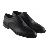Туфли кожаные KOMCERO (Turkey) 20430 черные