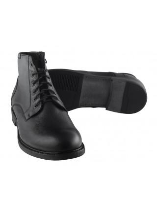 20444 RYLKO (Poland ) Ботинки осенние кожаные черные