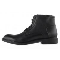 Ботинки зимние кожаные RYLKO (Poland ) 20445 черные