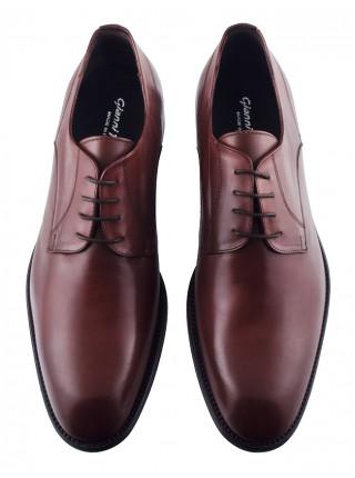 20450 GIANNI RUSSO (Italy) Туфли кожаные коричневые