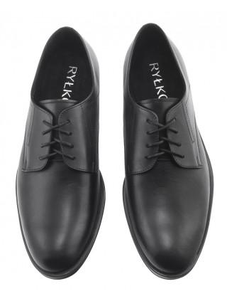 20577 RYLKO (Poland) Туфли кожаные черные