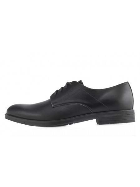 Туфли кожаные RYLKO (Poland ) 20577 черные