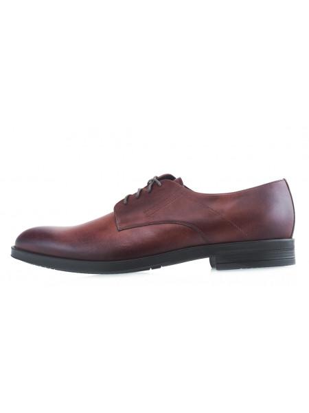 20578 RYLKO (Poland) Туфли кожаные коричневые