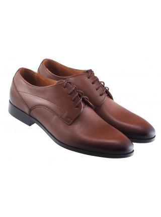 20581 RYLKO (Poland) Туфли кожаные коричневые
