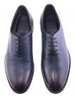 20595 DESCARA (Turkey) Туфли-оксфорды кожаные синие