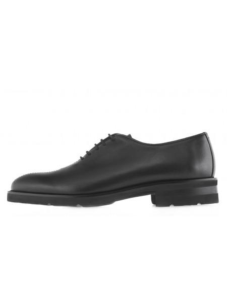 20596 DESCARA (Turkey) Туфли-оксфорды кожаные черные