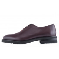 20599 DESCARA (Turkey) Туфли-оксфорды кожаные коричневые