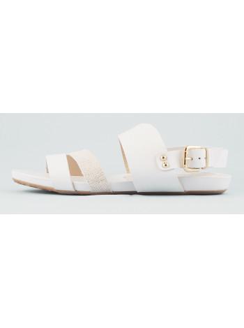 Босоножки кожаные XSA (ИТАЛИЯ) 10045 белые
