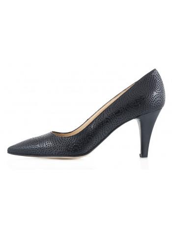 10051 XSA (Italy) Туфли Черные