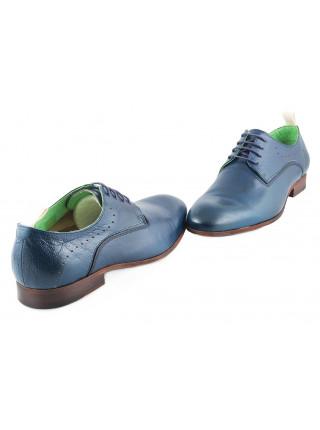 2317 AMBITIOUS (Portugal ) Туфли синие