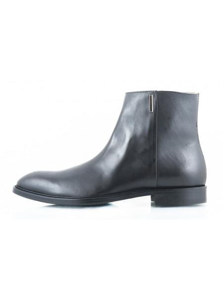 2398 ADOLFO CARLI (Italy) Ботинки Осенние Черные