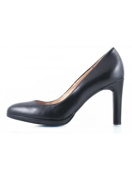 10378 RYLKO (Poland ) Туфли кожаные черные