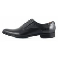 2655 CONHPOL (Poland ) Туфли кожаные черные