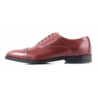 2791 ADOLFO CARLI (Italy) Туфли кожаные коричневые