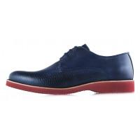 2929 BEFEETGERALD (Italy) Туфли кожаные светло-коричневые