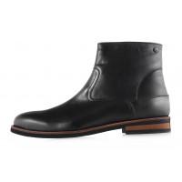 2979 BADURA (Poland ) Ботинки зимние кожаные черные