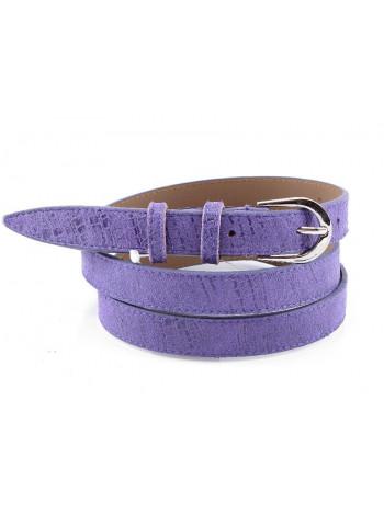 4143 MAX (Turkey) Ремень кожаный плетенка 1,5см.