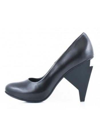 10433 GUAVA (Portugal) Туфли кожаные черные