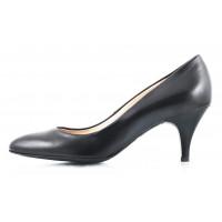 10473 RYLKO (Poland ) Туфли кожаные черные