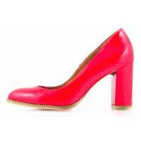 10523 RYLKO (Poland ) Туфли лаковые черные