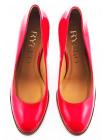 10523 RYLKO (Poland ) Туфли лаковые красные