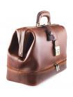 5242 BEFEETGERALD (Italy) Портфель кожаный 38х24 см