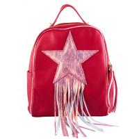 55164 VERDI (Italy) Рюкзак кожаный 28х22 см
